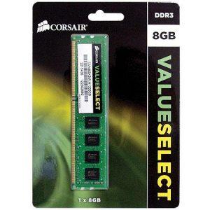 Memória Corsair 8GB CL11 1600MHz DDR3