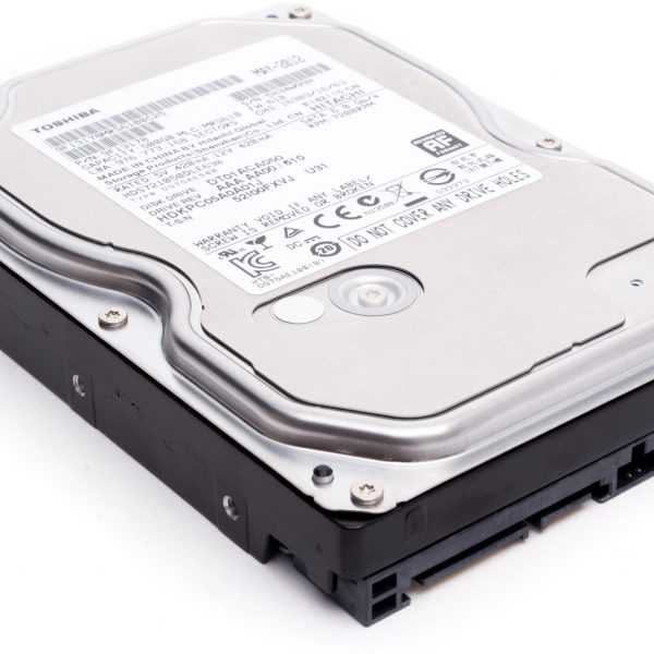 HD Toshiba SATA 500GB 32MB 7200RPM DT01ACA Series 6Gb/s