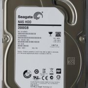 HD Seagate 2TB 64MB 5900RPM NAS 6Gb/s ST2000VN000