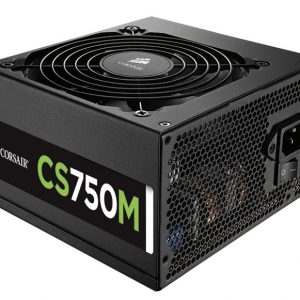 Fonte Corsair 750W Real  CS750M / CP-9020078-WW / ATX12V
