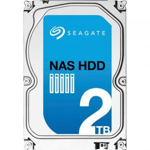 HD Seagate 2TB 64MB 5900RPM NAS 6Gb/s ST2000VN000